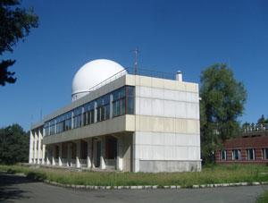 国家天文台长春人造卫星观测站