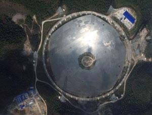 国家天文台贵州射电望远镜