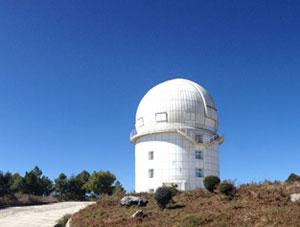 国家天文台丽江观测站