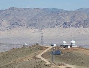 国家天文台阿里天文观测基地