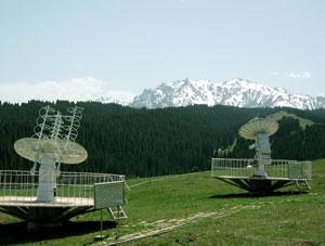 国家天文台南山观测站
