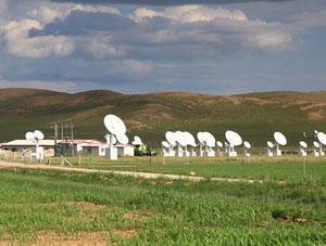 国家天文台明安图观测站