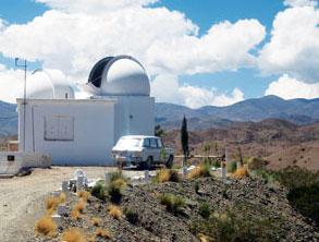 国家天文台南美观测站