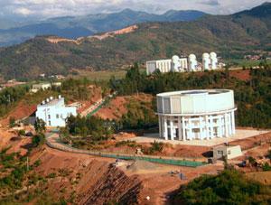 紫金山天文台姚安观测站